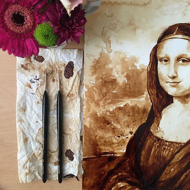 Mona-Lisa-Coffee-Painting-by-Maria-A.-Aristidou-__605